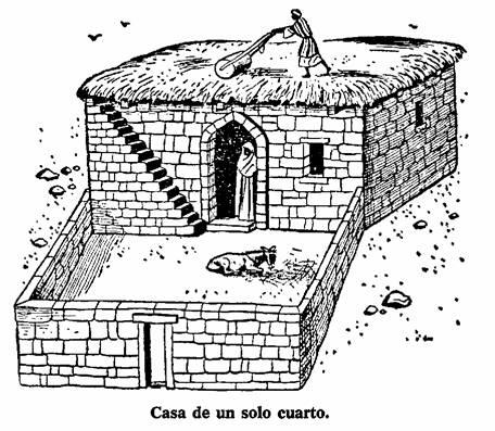 12 habitaciones Como eran las casas griegas